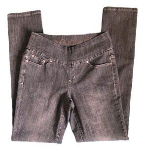 JAG Jeans Slim Leg High Rise Pull On 4
